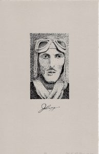 portrait of aviator